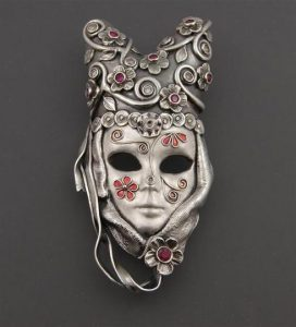 Ventian Mask Joy Funnel
