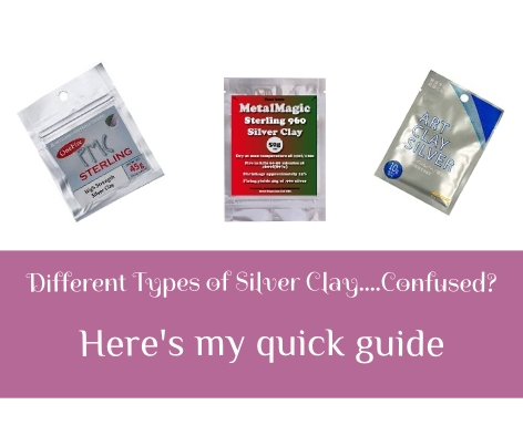 Different types of Silver Clay explained